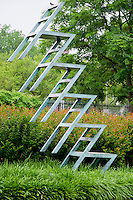 National Gallery, Washington DC. Modern sculpture in the Sculpture Park
