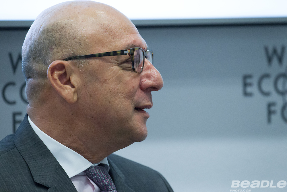 Trevor Manuel, Chairman<br /> Old Mutual Emerging Markets, South Africa at the World Economic Forum on Africa 2017 in Durban, South Africa. Copyright by World Economic Forum / Greg Beadle