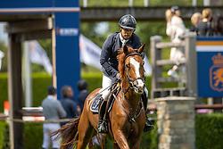 Davis Alexander, Lente<br /> KWPN Kampioenschappen 2021<br /> Valkenswaard <br /> © Hippo Foto - Dirk Caremans<br /> 11/08/2021
