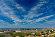The coast line of Maagan michael, as seen from Mantsur El-akkeb