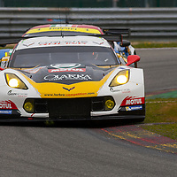 Larbre Competition  Corvette C7.R #50 driven by Gianluca Roda / Paolo Ruberti / Kristian Poulsen\<br /> WEC 6 Hours of Spa-Francorchamps