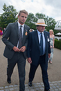HARRY WENTWORTH-STANLEY; MARQUESS OF MILFORD HAVEN, Ladies Day, Glorious Goodwood. Goodwood. August 2, 2012