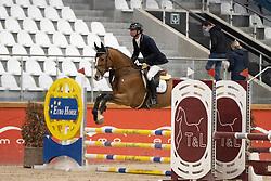 Lelie Walter, BEL, Herrera TN<br /> Pavo Hengsten competitie - Oudsbergen 2021<br /> © Hippo Foto - Dirk Caremans<br />  22/02/2021
