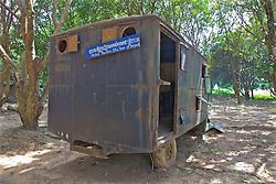 Mobile Radio Station Of Pol Pot
