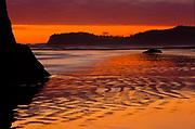 Ruby Beach on Washington state's Olympic Peninsula