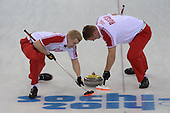 Curling, Mens - Round Robin Session 2