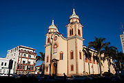 Alfenas_MG, Brasil...Igreja Matriz Sao Jose na cidade de Alfenas...The Sao Jose church in Alfenas...Foto: MARCUS DESIMONI / NITRO
