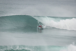 October 12, 2017 - Adriano De Souza (BRA) Placed 2nd in Heat 1 of Round One at Quiksilver Pro France 2017, Hossegor, France..Quiksilver Pro France 2017, Landes, France - 12 Oct 2017 (Credit Image: © WSL via ZUMA Press)