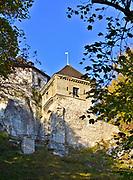 Dolina Prądnika, 2006-10-18. Zamek w Ojcowie