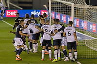 Football - Sky Bet Championship - Millwall vs Luton Town - The Den<br /> <br /> Luton Town players crowd the box for a corner <br /> <br /> COLORSPORT/DANIEL BEARHAM