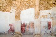 Israel, Massada The Northern Palace