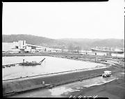 "Ackroyd 16965-04 ""Oregon Steel Mills. Aerials & ground photos. Rivergate. October 23, 1970."" ("