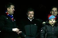 Fotball 7. november 2010, Tippeligaen , Eliteserien<br /> Vålerenga - Tromsø<br /> <br /> Truls Haakonsen og Pål Breen , VIF