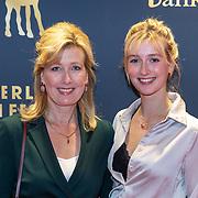 NLD/Utrecht/20181001 - NFF 2018, Première Rafaël, Ariane Schluter en dochter