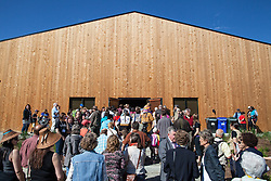 Kwanlin Dun Cultural Centre Grand Opening on Aboriginal Day, June 21, 2012