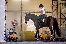 De Liedekerke-Meier Lara, BEL, Alpaga d'Arville, 207<br /> Olympic Games Tokyo 2021<br /> © Hippo Foto - Dirk Caremans<br /> 26/07/2021