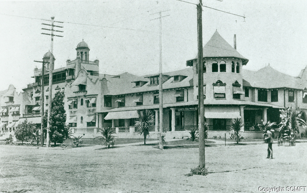 1905 The Hollywood Hotel