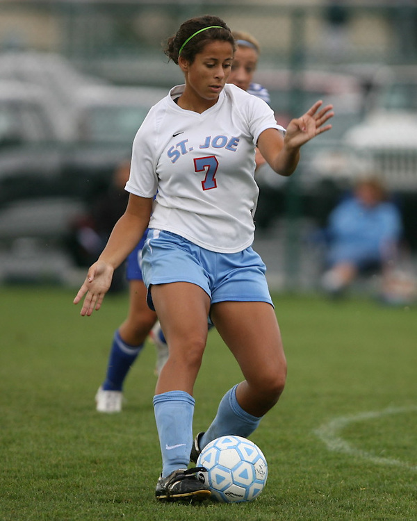 2009 Saint Joseph's High School Soccer Indian Invitational.St. Joe vs. Lake Central