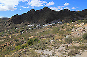 Huebro village, Sierra Alhamilla mountains, Nijar, Almeria, Spain