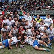 20190317 Rugby, 6 Nazioni femminile : Italia vs Francia