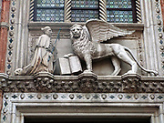Winged Lion of Venice 2013.