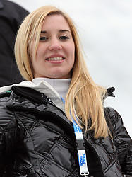 Woman at Flying Hill Individual in 2nd day of 32nd World Cup Competition of FIS World Cup Ski Jumping Final in Planica, Slovenia, on March 20, 2009. (Photo by Vid Ponikvar / Sportida)