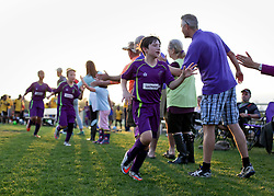 30 April 2016. Memphis, Tennessee. <br /> New Orleans Jesters Youth Academy U10 Purple attend The Adidas Premier Invitational hosted by the Mike Rose Soccer Complex. <br /> Photo©; Charlie Varley/varleypix.com