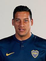 Argentina League - Primera Division 2015 / <br /> Club Atletico Boca Juniors - Argentina - <br /> Claudio Perez