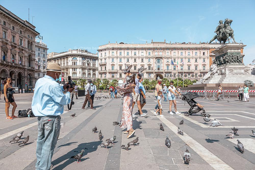Milan, Italy,