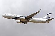 ElAl Israel Airlines Boeing 737-800
