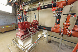 Central High School Bridgeport CT Expansion & Renovate as New. State of CT Project # 015-0174. Fire Control Systems. One of 84 Photographs of Progress Submission 11, 04 January 2016