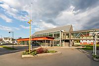 Bruket kulturhus i Hommelvik i Malvik kommune, Trøndelag.