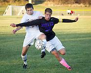 2014 Warwick vs. Washingtonville boys' soccer