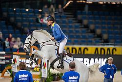 Ahlmann Christian, GER, Arac du Seigneur Z<br /> Stuttgart - German Masters 2018<br /> © Hippo Foto - Stefan Lafrentz