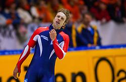 04-01-2003 NED: Europees Kampioenschappen Allround, Heerenveen<br /> 1500 m - Eskil Ervik NOO
