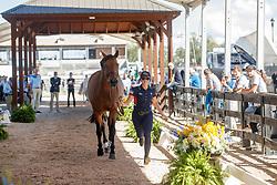 Sternlicht Adrienne, USA, Cristalline<br /> World Equestrian Games - Tryon 2018<br /> © Hippo Foto - Sharon Vandeput<br /> 17/09/2018