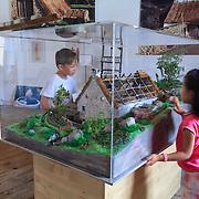 Kids ata museum