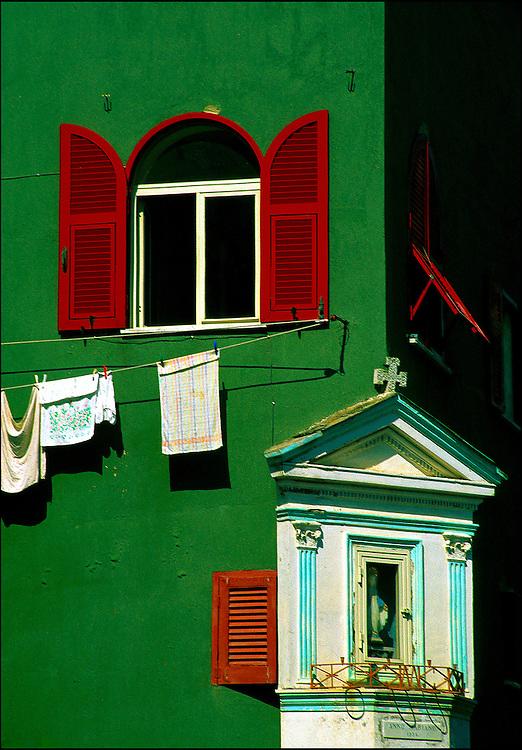 Procida, Italy / Catalog #804