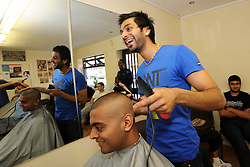Bolton barber; a hub of the community,Hact's Bolton Communities R Us Project Bolton August 2008 The Communities R Us project seeks to build a better understanding of the ways in which long-term residents and newer refugee communities can build positive re