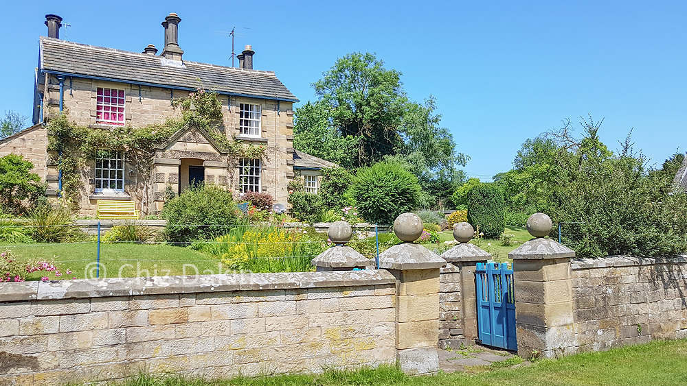 A typical Edensor house