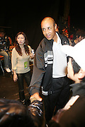John Starks at the South Pole Fashion show during ' The Stay in School Concert ' facilated by Entertainers for Education held at The Manhattan Center on October 28, 2008 in New York City
