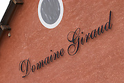 domaine giraud chateauneuf du pape rhone france