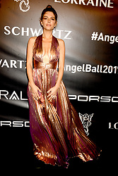 Maria Menounos arriving at Gabrielle's Angel Foundation's Angel Ball 2017 at Cipriani Wall Street on October 23, 2017 in New York City, NY, USA. Photo by Dennis Van Tine/ABACAPRESS.COM