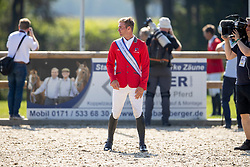 Balsiger Brian, SUI<br /> European Championship Riesenbeck 2021<br /> © Hippo Foto - Dirk Caremans<br /> 03/09/2021