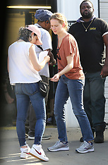 Jennifer Lawrence filming scenes for her new movie - 22 July 2019