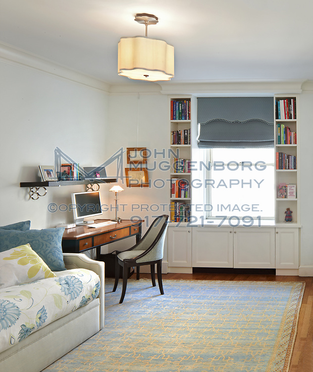 Interior design by Heather Tilev. Photography by John Muggenborg.