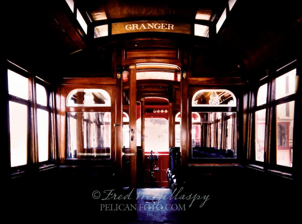 Santa Clara Valley Streetcar, c. 1914 - 3