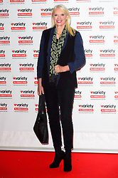 October 18, 2016 - London, London, UK - ANNEKA RICE attends the Variety Showbiz Awards at the Hilton Park Lane Hotel. London, UK. (Credit Image: © Ray Tang/London News Pictures via ZUMA Wire)