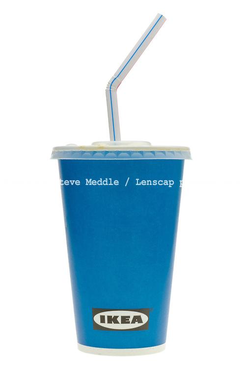 Cup of Ikea Cola - Jul 2013.