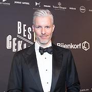 NLD/Amsterdam/20171114 - Esquire's Best Dressed Man 2017, Arno Kantelberg
